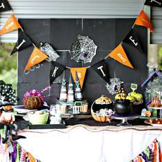 Halloween Costume Hayride Party - Halloween Costume Kids Party