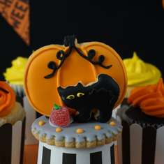 Spooky Kitty Halloween Party  - Candy / Sweets / Dessert