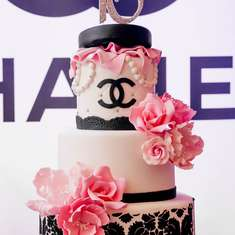 Chanel Inspired Sweet Sixteen - Chanel