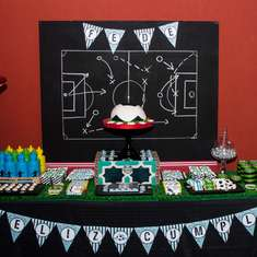 Fede´s soccer party - Soccer, sports