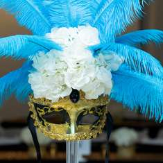 Megan's Sweet 16  - Masquerade Theme