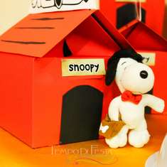 snoopy party - Peanuts