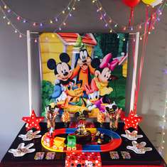 Ciro's Mickey birthday party - Mickey Mouse
