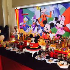 Mickey Mouse Clubhouse Birthday Party - Clubhouse Mickey Mouse