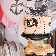 A Pirate's Life for Three! - Pirate Party