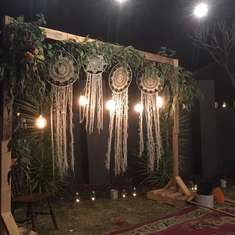 Boho Wedding Renewl  - Boho/Vintage