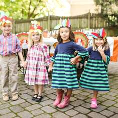 Kids Thanksgiving Party - Kids Party