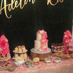 Adeline Rose's Tea Party - Tea Party