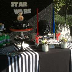 Star Wars Birthday Party - Star Wars