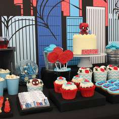 Spider-Man Birthday party - Spiderman