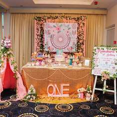 Boho Chic 1st Birthday party - Boho Chic