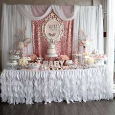 Blush Pink Baby Shower - None
