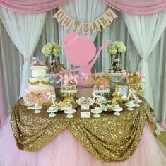 Charming Oh Baby Tutu Cute! Baby Shower
