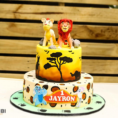 Jays Lion Guard Theme Party  - Lion Guard Theme