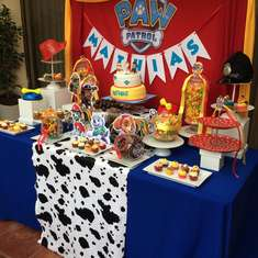 Paw patrol birthday party - Paw Patrol