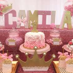 Princess Camila's 1st Birthday - Princess