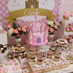 Cande Princess Birthday Party - Princess