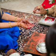 Colorful Indian California Wedding - None