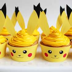 Ronin's Pokemon Birthday Party - Pokemon