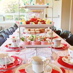 Tea Party birthday  - Tea Party