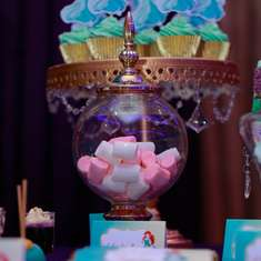 Princess Ariel Birthday Party - Princess Ariel Theme Birthday