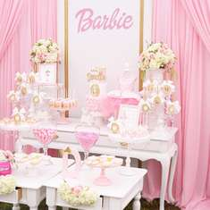 Dani's Glam Barbie Party - Barbie