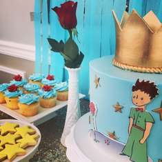 The Little Prince birthday party - The Little Prince