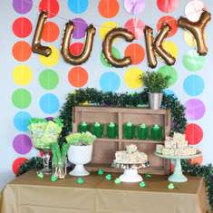 Lucky Day...St. Patrick's Day Celebration! - Rainbows