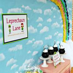 Leprechaun Lane - St. Patrick's Day Party