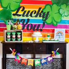 Lucky You St. Patrick's Day - Lucky You!