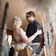 Masquerade Ball Wedding - Masquerade