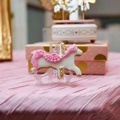 Carrousel baby shower - Carrousel