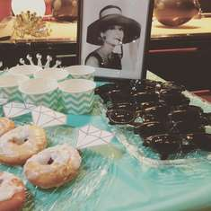 Audrey Hepburn Birthday Party - Audrey Hepburn / Breakfast at Tiffany's / My Fair Lady