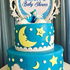 Elisa's Twinkle Theme Baby Shower - Twinkle Twinkle Little Star