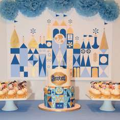 It's a Small World Birthday  - It's a Small World