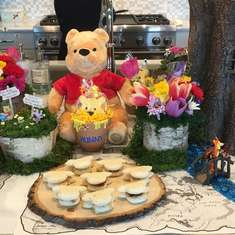 Layton's 2nd Hundred Acre Woods Party - Winnie the Pooh