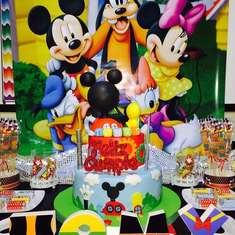 Mickey y sus amigos - Mickey Mouse / Minnie Mouse