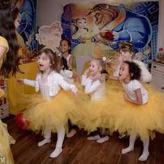 Arianna's Beauty and the beast Party - Belle / Beauty and the Beast