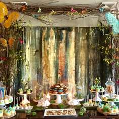Enchanted Forest birthday party - Enchanted Forest