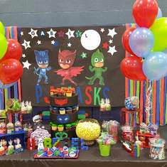 PJ Masks To Save Gabes Birthday  - PJ Masks