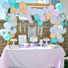 Bohemian Unicorn 1st Birthday - Boho Unicorn