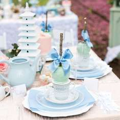 Blossoming to a Mrs. - Tea Party