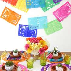 A Colorful Cinco de Mayo Fiesta - Fiesta / Mexican