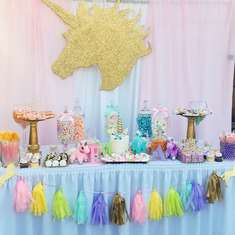 A Magical Baby Shower  - Unicorns