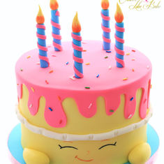 Tara's Shopkins 10th birthday party - Shopkins