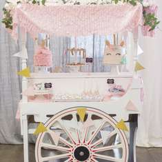 Charlise's Boho Unicorn Bash - Unicorns