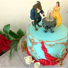 Tale as Old as Time Enchanted Tea Party - Belle / Beauty and the Beast