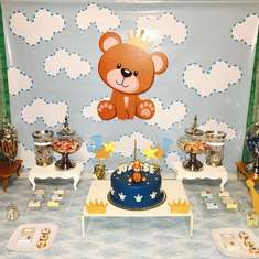 Sweet bear Baptism - Sweet bear