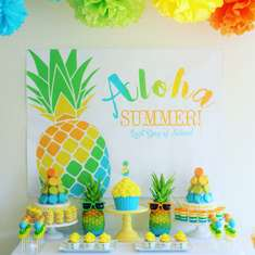Aloha Summer! Party by Ashleigh Nicole Events - None