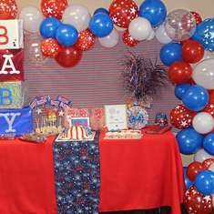 July 4th Party Ideas For A Baby Shower Catch My Party
